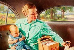 Стать мамой - одиночкой не страшно.  Страшно не стать мамой вообще