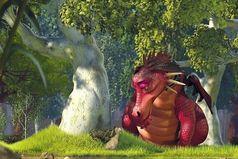 Если в Шреке осел женился на драконе,  то мы с тобой точно поженимся.