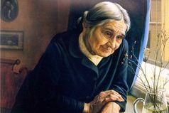 Я бы поставил своей маме памятник, потому что настолько сильных и терпеливых людей я больше не знаю.