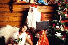 Где будешь праздновать новый год? Да в Одноклассниках наверно с друзьями соберемся.