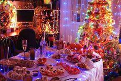 Жуткий день - 30 декабря! Полный холодильник еды, а ничего нельзя есть - это всё на завтра. А  хуже только 1 января - и выпивки и закуски море, а не лезет!