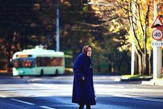 Подъехал к перекрестку, загорелся зеленый. На пешеходном переходе упала бабушка с тяжелыми сумками перед моей машиной. Вышел, помог встать и перейти дорогу. А вокруг все сигналят и орут на бабку и меня, мол мешаем проехать всем! Люди - самое жестокое животное!