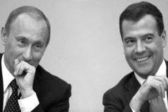 Путин и Медведев пообещали, что к 2018 году  наобещают еще больше, чем обещали раньше.