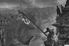 День Победы — праздник победы СССР над нацистской Германией в Великой Отечественной войне 1941—1945 годов. Отмечается 9 мая.