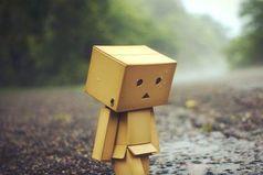В жизни, как под дождем — наступает момент,  когда уже просто все равно…