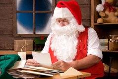 Дедушка Мороз! Пусть все, кто читает этот предновогодний статус, будут счастливы в следующем году!