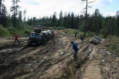 В России две беды: дороги и дураки. Когда они вместе - получается туризм.