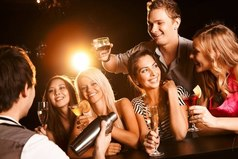 После хорошей пьянки всегда eсть, кого в друзья добавить.