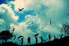 Нам нужно продолжать жить, потому что нам нужно увидеть, чем всё закончится!