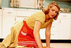 А почему день когда я мою, стираю, глажу, готовлю...  Называется выходным ?
