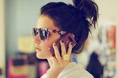 Хочу чтобы был такой человек, которому я могла бы позвонить в любое время и сказать: