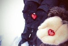 Любовь есть в сердце каждого из нас. Она в нас с самого рождения.