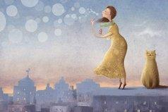 Пусть в жизни всегда будет момент для счастья, повод для улыбки и время для мечты!