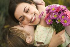 Мама - самое огромное богатство на Земле.