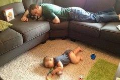 Если папа посидел с ребенком весь день - он устал. Если мама сидит с ребёнком 3 года – то она ничего не делает…