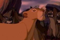 Какие бы гиены Вас не окружали, оставайтесь Королевой.