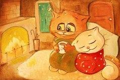 Сегодня я хочу пожелать каждому много-много любви и тепла.