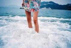 Душа просится на море, а тело… тело, блин, собирается на работу.