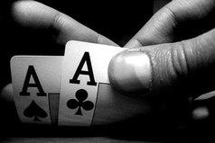 Жизнь - хитрая штука. Как только у тебя в руках оказываются все карты, она вдруг начинает играть в шахматы.