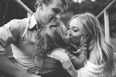 У любви только один закон: нужно сделать любимого счастливым.