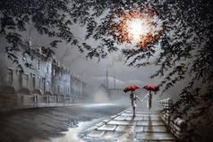 Любовь — как дерево; она вырастает сама собой, пускает глубоко корни во все наше существо и нередко продолжает зеленеть и цвести даже на развалинах нашего сердца.