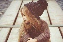 У меня будет самая красивая дочка.