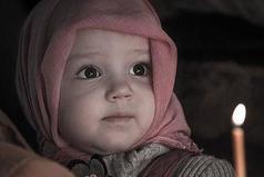 Пусть БОГ хранит всех детишек на Земле...