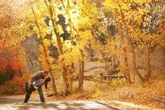 Осень - это начало другой сказки, которая не менее прекрасна.