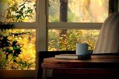 Когда за окном холодно, дома особенно уютно.
