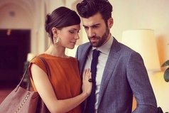 Мужчину, который ни во что не верит, спасет женщина, которая верит в него.