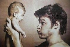 Детей рожают тогда, когда любви так много, что уже не умещается в двоих.