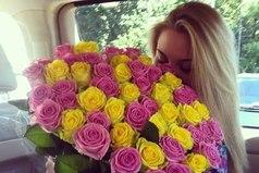 У девушек руки должны дрожать от цветов, а не от нервов!