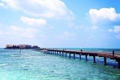 На Земле есть три места, где тепло: родительский дом, объятия любимого... и Мальдивы!