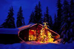 Ты каждый год ноешь, что у тебя нет новогоднего настроения. Каждый год. У тебя нет новогоднего настроения! Это блин и есть твое новогоднее настроение.