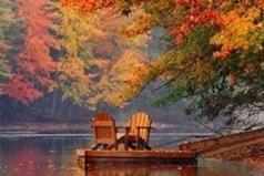 Осень — последняя, самая восхитительная улыбка года...