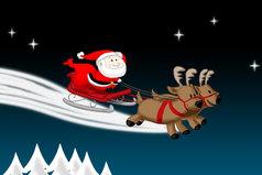 В Новый год шагайте с удачей, пускай повернется Фортуна лицом, чтоб провели год не загнанной клячей, а веселым лихим жеребцом.