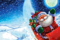 С новым годом Дед Мороз, желаю больше новых поз.