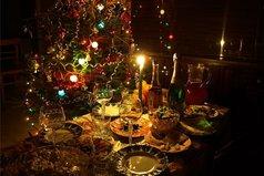 Новый год – страна, захлебываясь шампанским и водкой, выпадает в оливье...