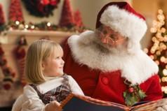 Новый Год - это день рождения Деда Мороза!