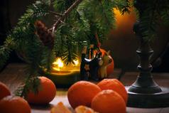 Запах мандаринок, снег на улице, в руках горячий шоколад - Скоро Новый Год, народ!