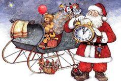 Дорогой Дедушка Мороз, всех раньше загаданных желаний не надо, просто подари мне мозг!