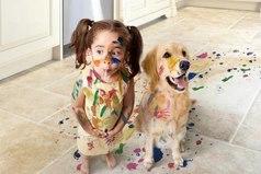 Хорошо когда собака- друг, плохо когда друг- собака...