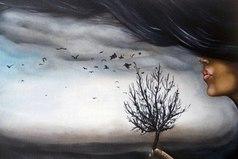 Самый богатый на свете – ветер. Люди бросают на него слова, деньги, надежды, любовь.