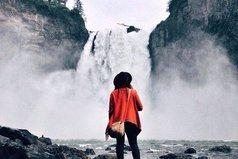 Путешествуй. Путешествуй столько, сколько можешь. Так далеко, насколько ты можешь. Так долго, насколько ты можешь. Жизнь не для того, чтобы жить на одном месте.