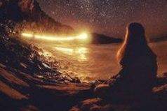 Порой жизнь окрашивается в черный цвет. День кажется ночью, на сердце грусть и пустота. Но жизнь – это самый прекрасный подарок. И даже в самую темную ночь находится звездочка, чтобы осветить нам путь.