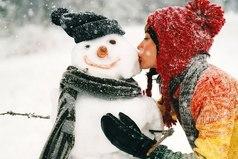 Вчера уже загадала новогоднее желание, а сегодня на морозе губа треснула. Всё... намёк поняла...