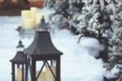 Ни одно время года так не волшебно и не таинственно, как зима! Она превращает нашу землю на время в какое-то заколдованное царство.