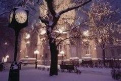 Пусть наступающий декабрь подарит вам истинное счастье!