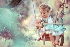 Хотите увидеть Бога, загляните в глаза детей.