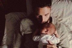 Наверное это и есть счастье. Просыпаться ночью и слышать, как он подходит к кровати ребенка и взяв его на руки говорит ″Тише солнце, не плачь, а то маму разбудишь″.